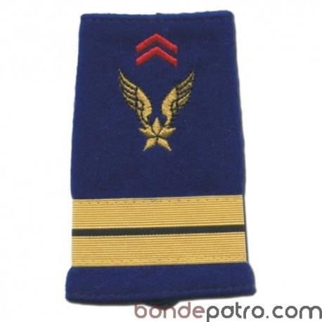 Fourreaux d'épaule Lieutenant