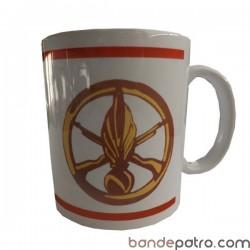 Mug arme Infanterie or