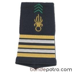 Fourreaux d'épaule Lieutenant-Colonel