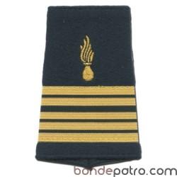 Fourreaux d'épaule Colonel