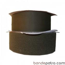 Velcro vert armée 100 mm