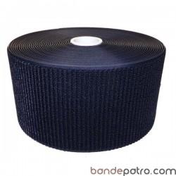 Velcro bleu marine 100 mm