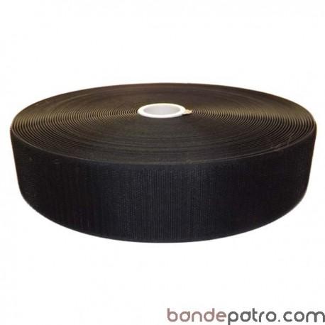 Velcro 50 mm noir