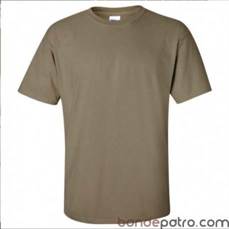Tee-shirt militaire coyote