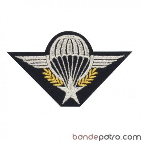 Ecusson Brevet Parachutiste Brodé