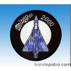 Ecusson Mirage 2000