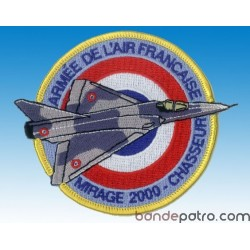 Ecusson cocarde Mirage 2000