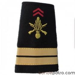 Fourreaux d'épaule Infanterie