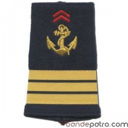 Fourreaux d'épaule des Troupes de Marine