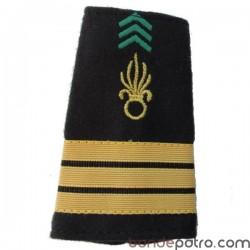 Fourreaux d'épaule Légion Etrangère